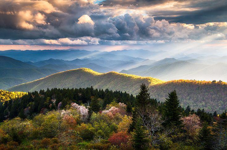 https://flic.kr/p/euAbRT | Great Smoky Mountains National Park - The Ridge