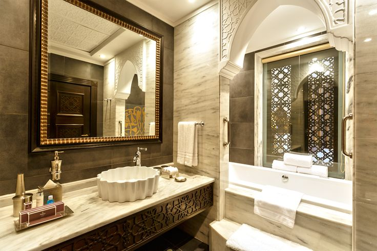 1000 images about jumeirah zabeel saray dubai arketipo for Bathroom designs dubai
