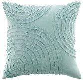 Found it at Wayfair - Eternity Cotton Decorative Throw Pillow