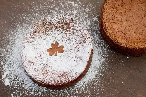 Guinness Chocolate Cheesecake | Yummy Sweets and Treats | Pinterest