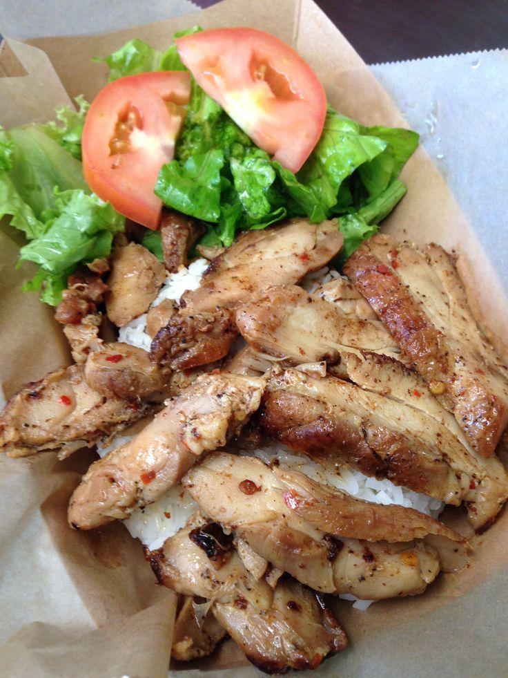Viet Nomie S Gourmet Food Truck Cafe Atlanta Ga