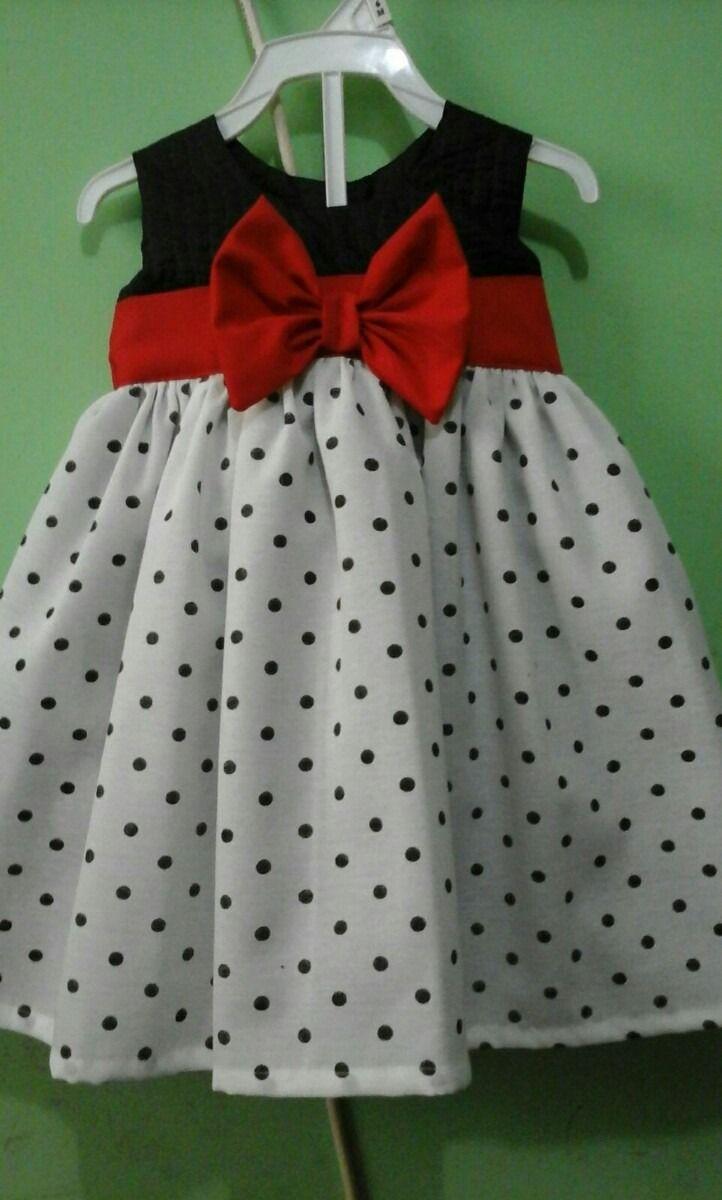 Vestidos Niñas - Bs. 3.500,00 en MercadoLibre