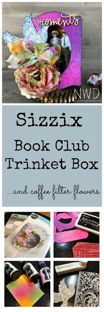 Trinket Box Romance- Nicole Wright Designs