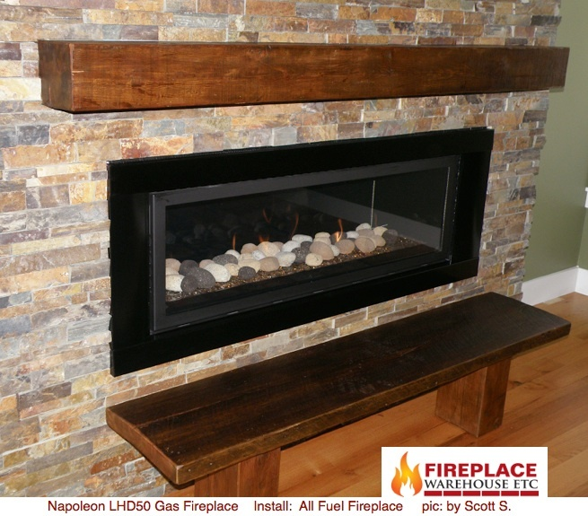 33 Best Images About Linear Fireplace On Pinterest