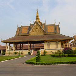 Phnom Penh   Royal Palace and Silver Pagoda   Cambodia