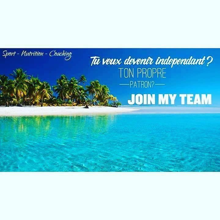 Tu aimerai travailler en tant qu'indépendant? Être reconnu pour ton travail?  ____ Renseigne toi sur l'opportunité professionnelle pour être coach bien-être ! ________  FRANCE / ILE DE LA RÉUNION  ________ - Aide des personnes à obtenir leur résultats. - Développe ton équipe. ____ Facebook (pro) :Emerick Bonin Mail : emerickbonin1@gmail.com  #nutrition#sport#coaching#france#lareunion#strasbourg#lyon#paris#mulhouse#goodjob#independant# by emerick_h24