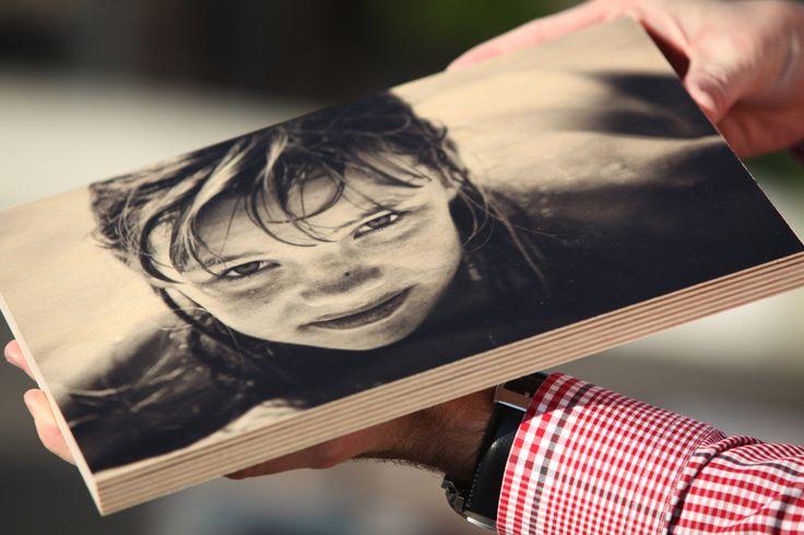 Photo Printing on Wood