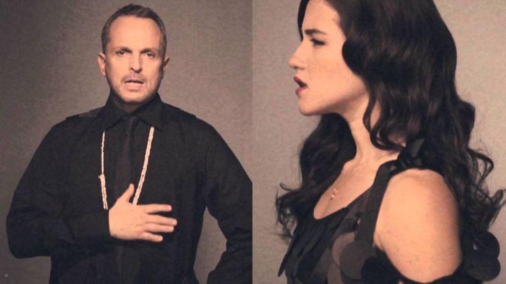 Miguel Bosé & Ximena Sariñana - Aire Soy (Videoclip oficial)-Usamos esta cancion para mis clases de espanol 3 y 4 en un trabajo de comparacion y les fascino!!  Ahora ellos escuchan a Papito!! <3