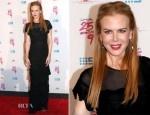 Nicole Kidman In Christian Dior – Richard Wilkins 25 Year Anniversary Fundraiser