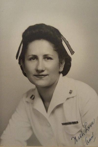 Rarely Told Pearl Harbor Stories of Female Military Nurses
