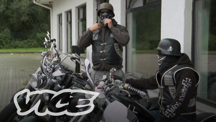 Inside the Underground World of Neo-Nazi Biker Gangs [VICE INTL] #neonazi #documentary #bikerclub #germany #bikergangs #blackflockmotorcycleclub #schwarzeschar #lifestyle #vice