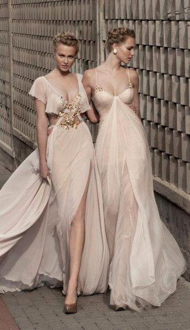 Regilla ⚜ Galia Lahav. Je ne sais pas laquelle des deux est la plus belle !