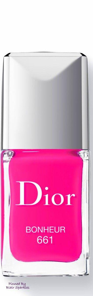 Dior Nail Polish ♕♚εїз | BLAIR SPARKLES |