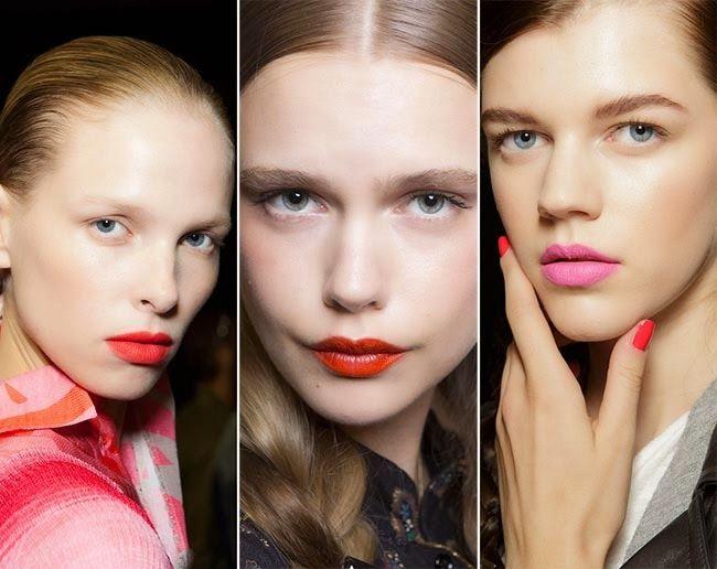 BeautyAdvisor: Jakie będą trendy w makijażu wiosna/lato 2015?