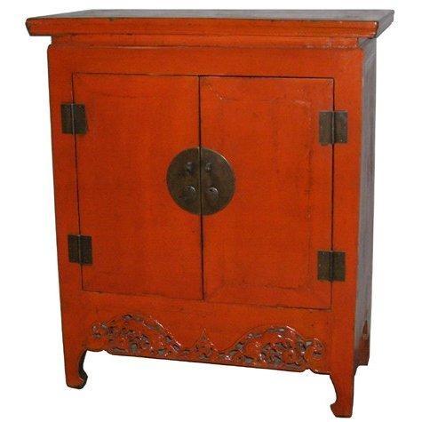 Antique Cabinet   OrientalFurniture.com