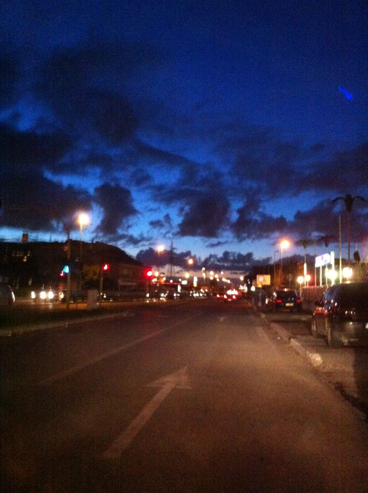 Tuscolana_Sunset_Boulevard (Rome, Italy)
