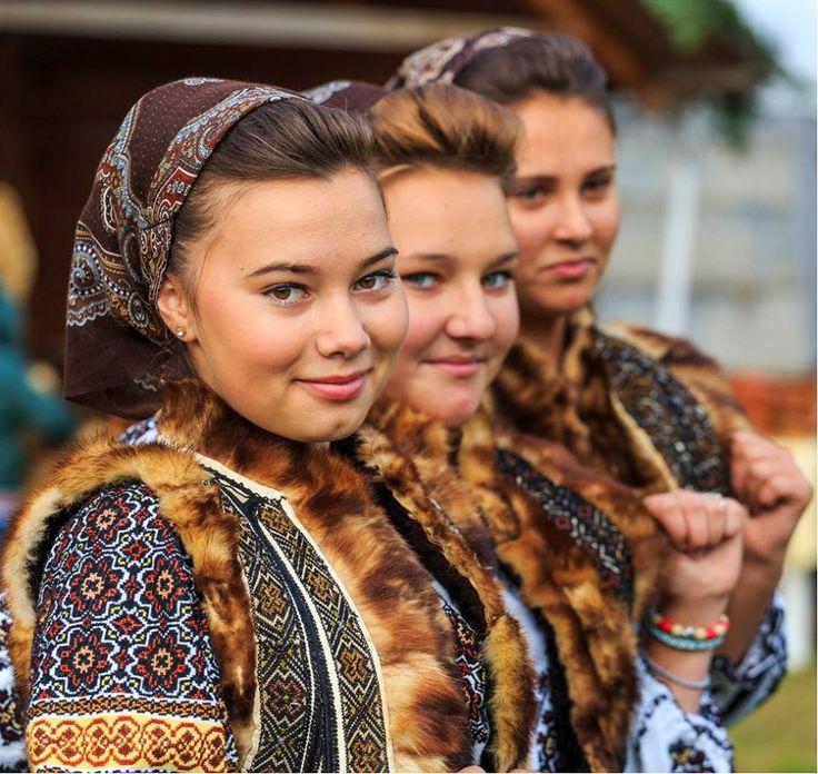 Flowers from Bukovina Photo by Sveduneac Lucian #beautiful #people #of #Bukovina #travel #Romania #destination #girls