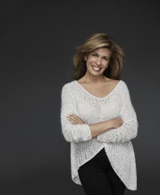 Hoda Kotb, coanchor of the Today show's fourth hour, says forget the thirties. She's peaking now