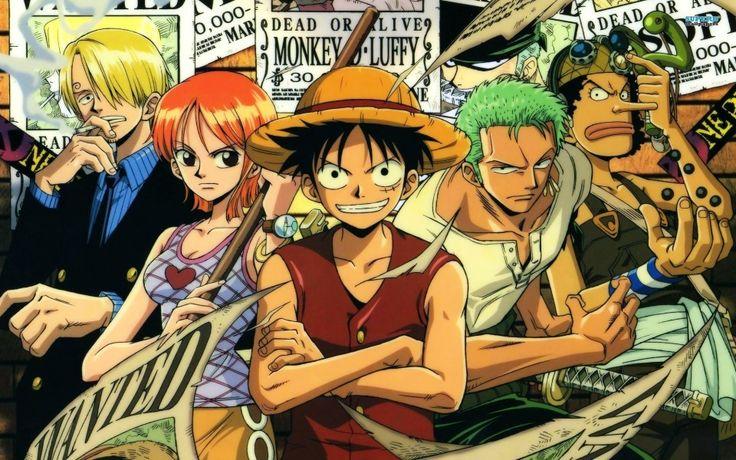 One Piece Аниме из одной части, Аниме, Средневековье