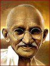 Gandhi o Pacificador.