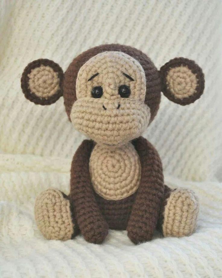 7 besten maimute Bilder auf Pinterest | Affen, Dschungel und Häkelpuppen