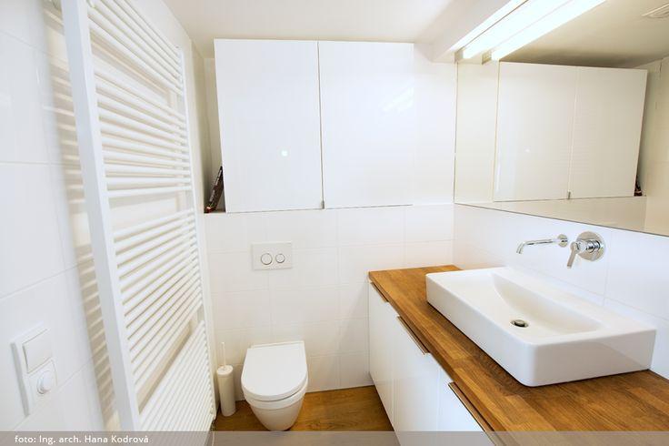 Jak na úložné prostory v koupelně