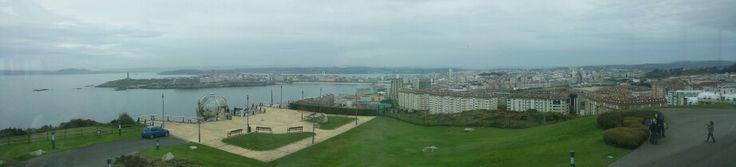 Mirador de San Pedro - Coruña