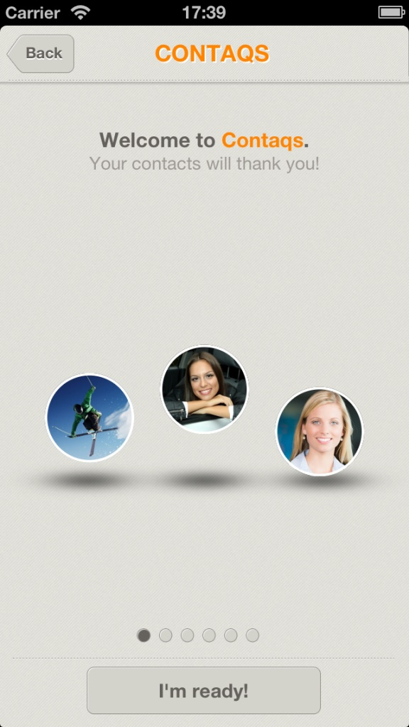 Neuer Beitrag von Sven auf Multimedia-Extreme :   URL zum Artikel: http://www.multimedia-extreme.de/app/contaqs-kontakte/  Contaqs - Kontakte clever verwalten, nun auch für das iPad    Mit der App Contaqs für das iPhone (App Store Link) und nun auch für das Ipad (App Store Link) geben die miCal Entwickler eine weitere App ins Rennen, mit der man seine Kontakte auf sehr schöne Art und Weise verwalten kann. Die vorhandenen Kontakte werden dabei automatisch in die App gelade