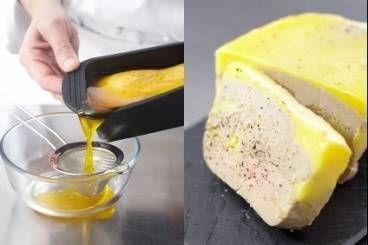 Découvrez cette recette de Foie gras au micro ondes expliquée par nos chefs