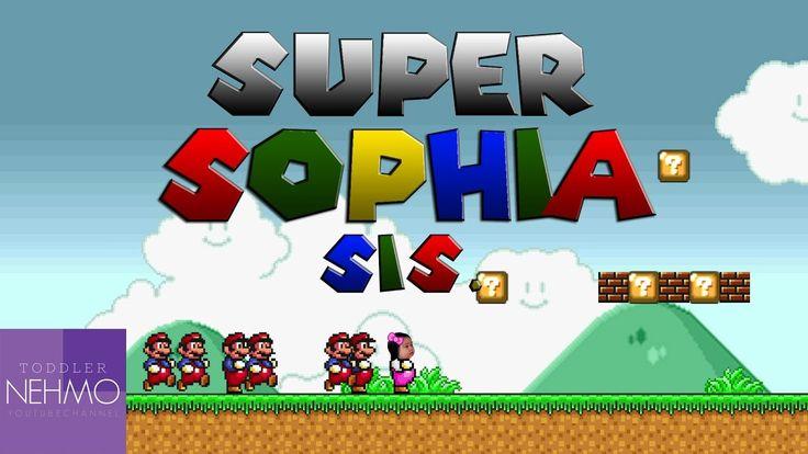 Super Sophia Sis.