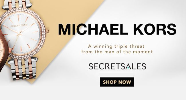 Michael Kors - A winning triple threat from the man of the moment