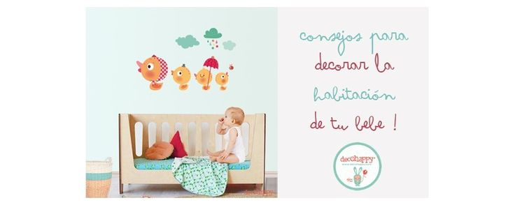 Consejos para decorar la habitaci n de tu bebe blog de - Disena tu habitacion ...