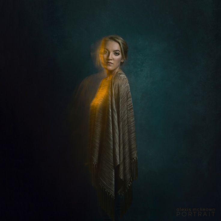 Alexis McKeown Portrait - Fine Art Portrait