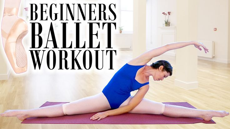 Get Tone the Fun Way and Try Ballet!
