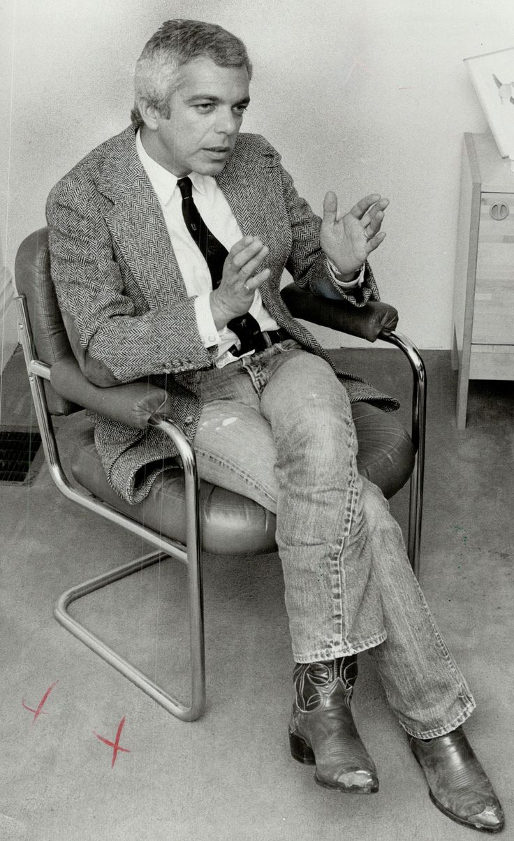 16 Times Ralph Lauren Was His Own Best Advertisement | GQ