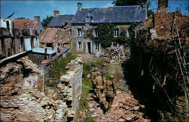 1944年6月6日、つまり68年前の今日はフランス北部・ノルマンディーの海岸にアメリカを中心とする連合国軍の大部隊が上陸した「D-Day」でした。そのすさまじい戦いの様子は「プライベート・ライアン」などで描かれ...
