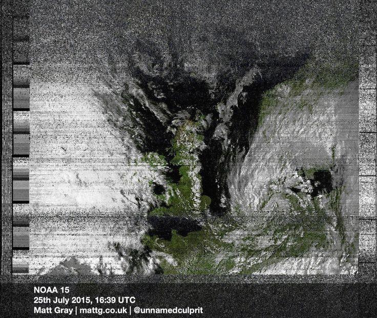 Anleitung: Wetter-Satelliten abschnorcheln mit 10-Euro-Dongle - Engadget Deutschland