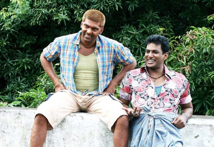 Irumbu Thirai Will Star Avan Ivan Duo As Enemies - iFlickz