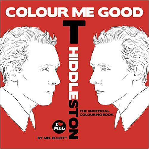 Colour Me Good Tom Hiddleston Amazoncouk Mel S Elliott