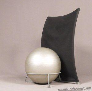 San Siro  Chair, designed in 1992 by Fabrizio Ballardini and Lucio Costanzi for Bernini.