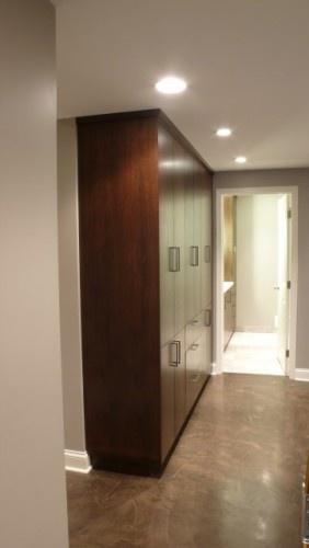 contemporary basement by Roger W. Zierman/Poggenpohl U.S. Inc.