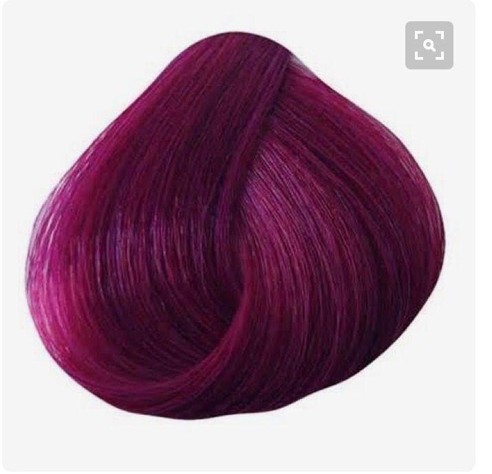 Loreal maroon hair color