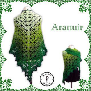 Ravelry: Aranuir by Jasmin Räsänen, free knitting pattern