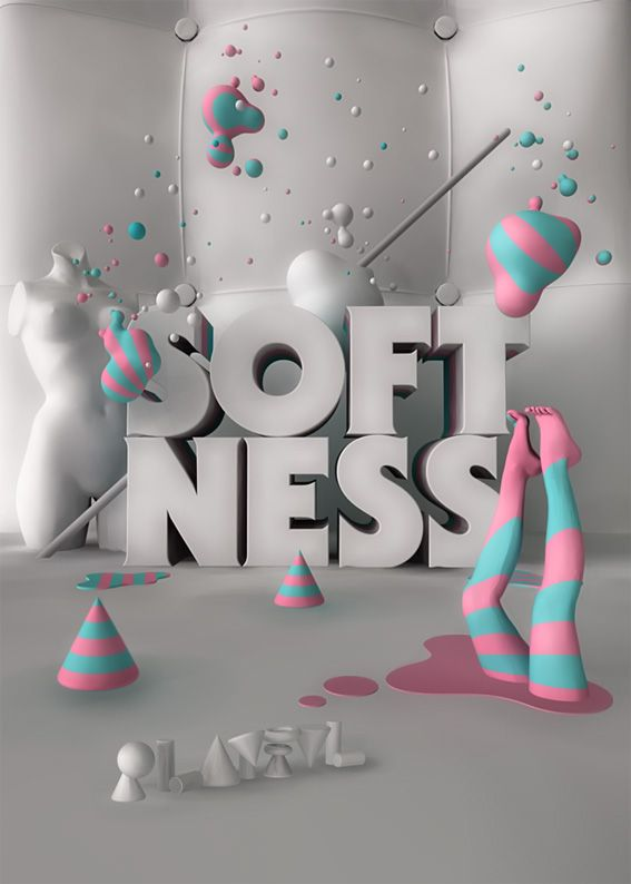 Softness on Behance