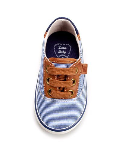 Zara baby boy summer sneaks. cute! $29.90