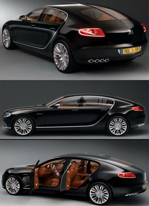 Beautiful Bugatti Galibier Super Luxury Car