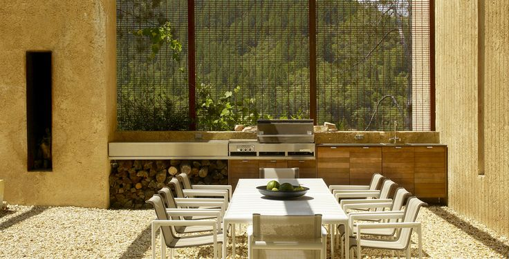 Steven Harris Architects LLP - Napa Valley House