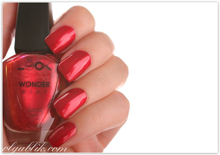 Лак для ногтей NailLOOK Wonder Wear