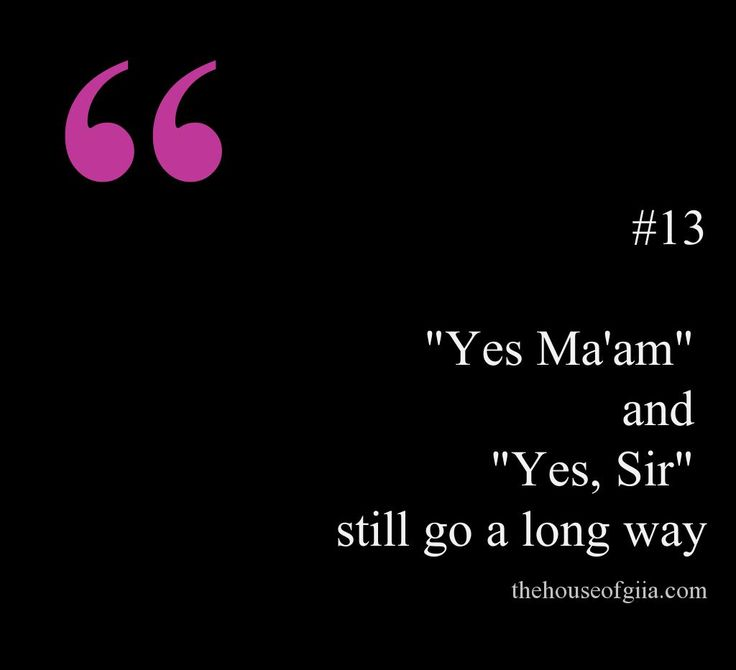 #20thingsaMumshouldtellherSon. #13