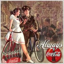 Everything goes better with Coca Cola